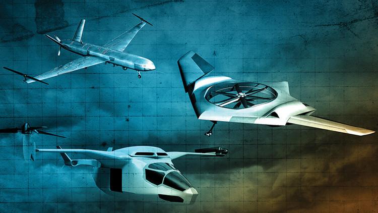 ¿Ir al supermercado en avión?: Uber planea lanzar el taxi volador (video)