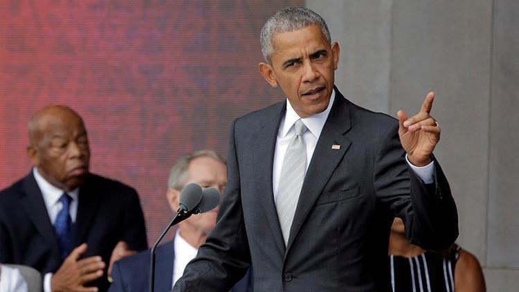 """Barack Obama admite que """"dice más palabrotas de lo que debería"""""""