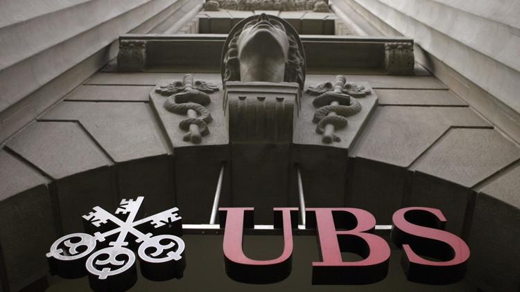 Francia pide a Suiza que identifique 45.000 cuentas del banco UBS