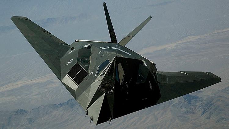 La misteriosa Área 51 vuelve a sorprender: las aeronaves F-117 Nighthawk siguen vivas (VIDEO)