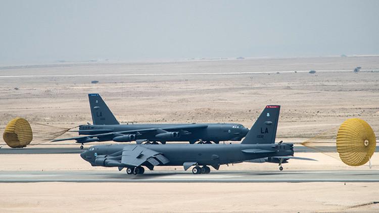 EE.UU. 'resucita' al B-52: portará misiles guiados por láser