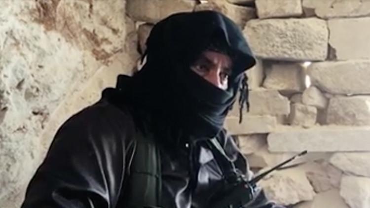 """""""EE.UU. está de nuestro lado"""": Comandante del Frente al Nusra dice que Washington arma a yihadistas"""