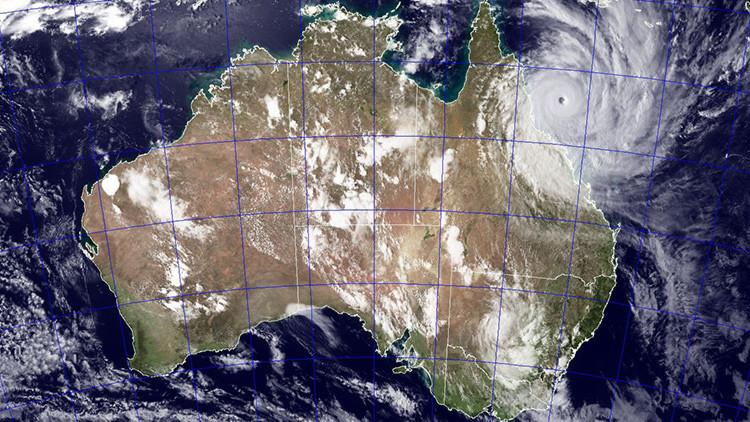 """""""El continente prácticamente vuela"""": Australia se mueve al norte"""