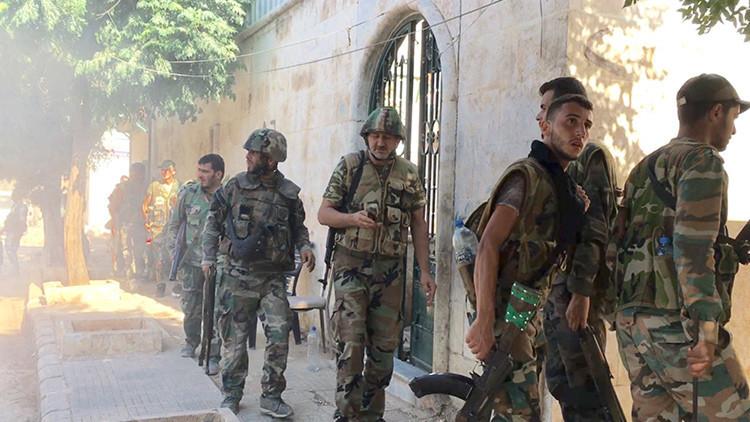 """La histeria de Occidente se debe a la inminente victoria militar de Assad"""