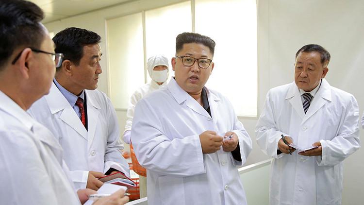 Imagen ilustrativa. El líder nortecoreano Kim Jong-un