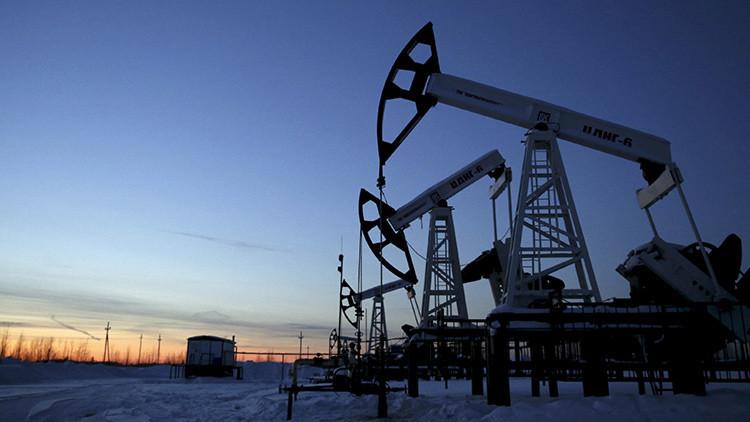 La extracción de petróleo en el norte de Rusia