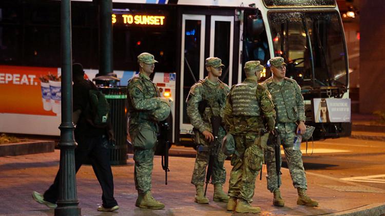 EE.UU.: Evacúan el cuartel general de la Policía de Charlotte por posible amenaza de bomba