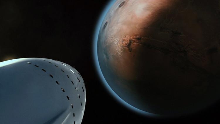 """Elon Musk: Las primeras personas en viajar a Marte deben estar """"preparadas para morir"""""""