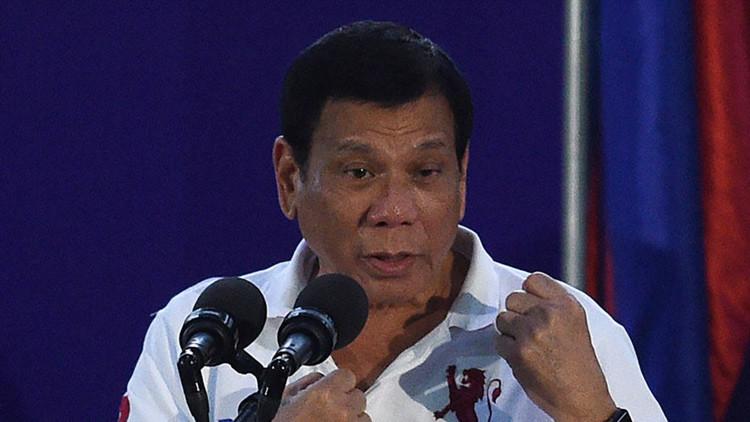 """""""¿Y si Dios no existe?"""" Duterte reimplanta la pena capital para conseguir justicia en las Filipinas"""