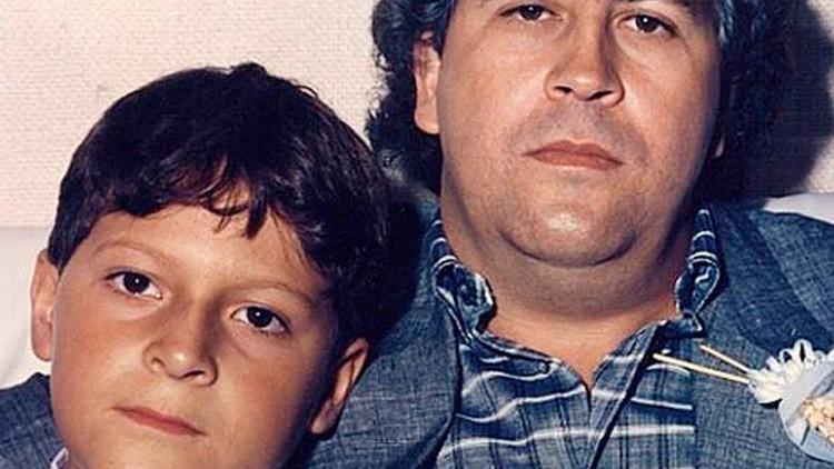El hijo mayor de Pablo Escobar revela la cruda verdad que la serie 'Narcos' no cuenta