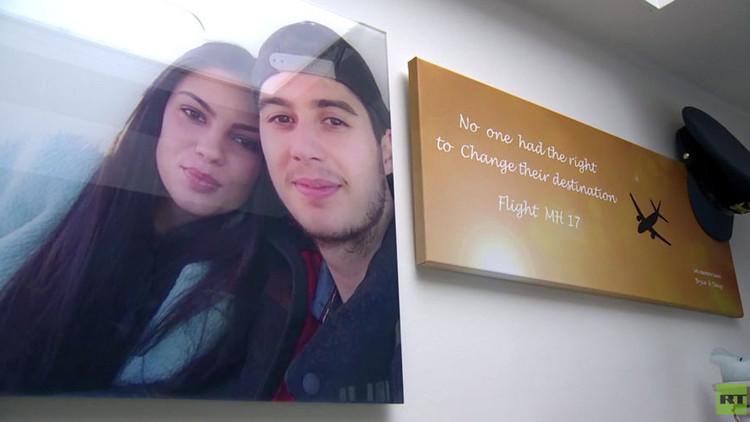 """""""Una pesadilla en mi cabeza"""": los familiares de las víctimas del MH17 recuerdan la tragedia"""