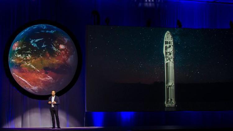 SpaceX confirma cuándo enviará a los primeros humanos para colonizar Marte
