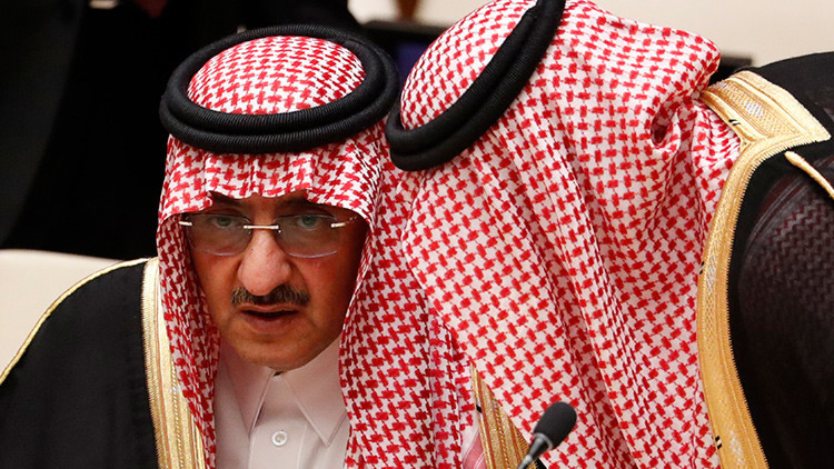 El auténtico 'Juego de tronos' tiene lugar en Arabia Saudita