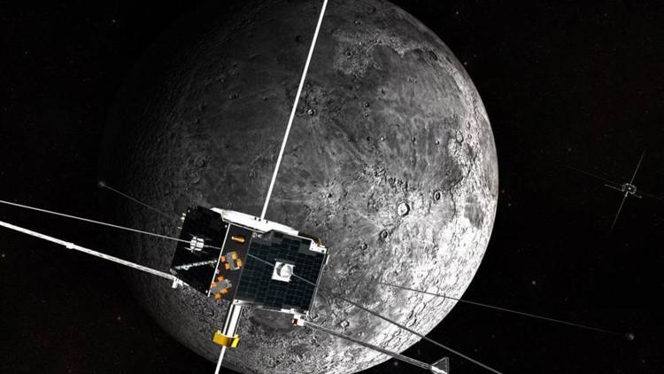 Hallan pruebas de que la Luna se formó después que la Tierra sufriera una catástrofe