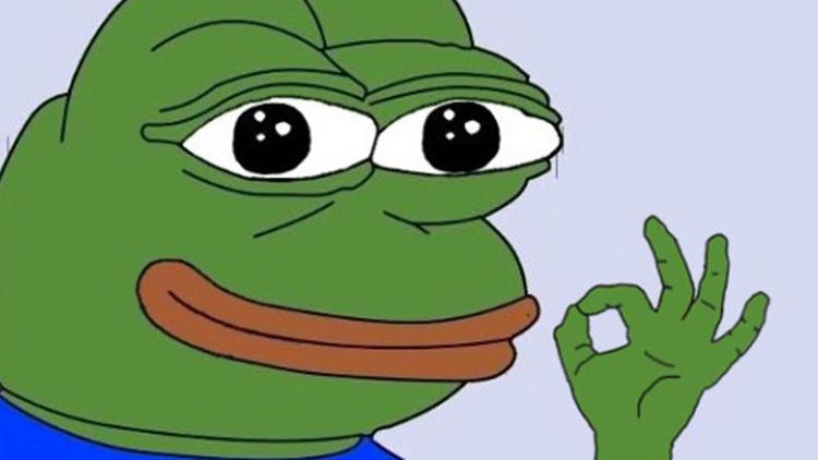 Por qué el meme de la rana Pepe es considerado un símbolo nazi