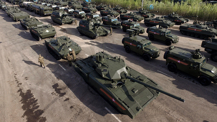 """""""La protección del tanque Armata contra proyectiles de uranio será un problema para EE.UU."""""""