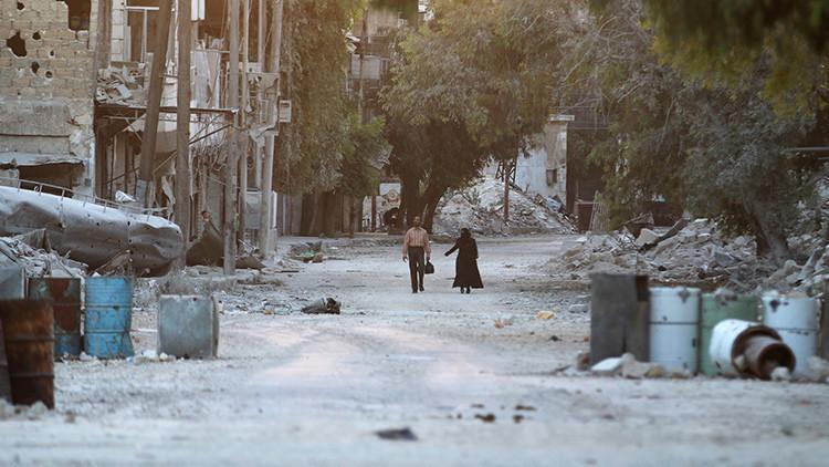 """Moscú: """"Las amenazas de EE.UU. sobre Siria son un apoyo 'de facto' a los terroristas"""""""