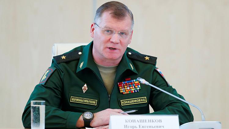 """Moscú: """"Las últimas declaraciones de EE.UU. muestran que la oposición siria está bajo su control"""""""