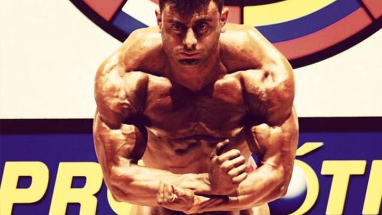 """""""Que sirva de ejemplo"""": Joven fisicoculturista brasileño muere por culpa de los esteroides"""