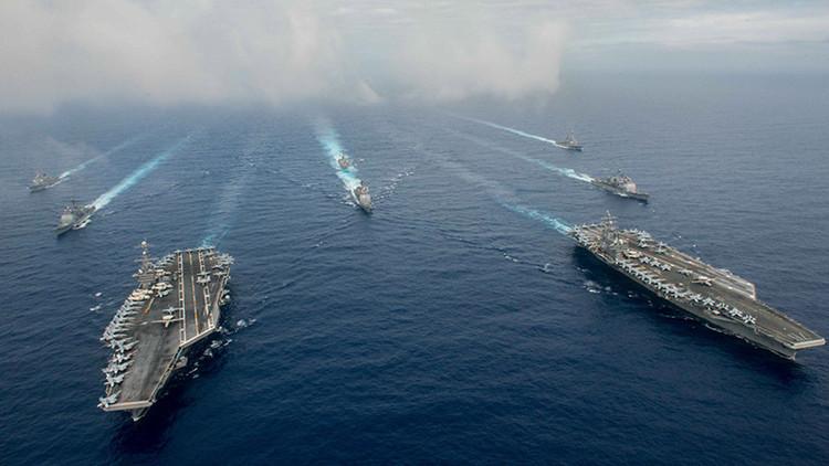 El Pentágono amenaza con nuevas armas a sus adversarios en el Pacífico