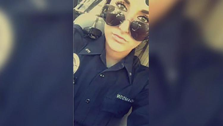 """""""Hoy la ley soy yo, negrata"""": Una policía pierde dos trabajos por una publicación en Snapchat"""