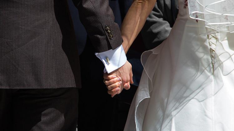 Un refugiado sirio 'salva' una boda en Canadá (fotos)