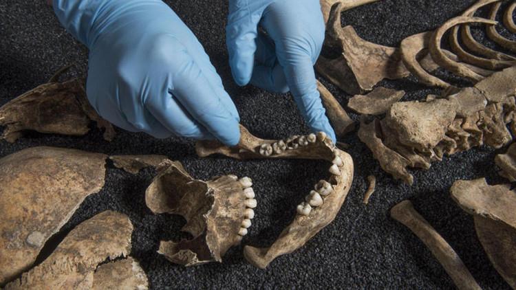 Londres: Arqueólogos hallan a dos chinos entre las ruinas de los dominios del Imperio romano