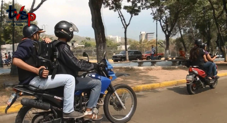 Una televisora comunitaria hecha por jóvenes del barrio Manicomio de Caracas.