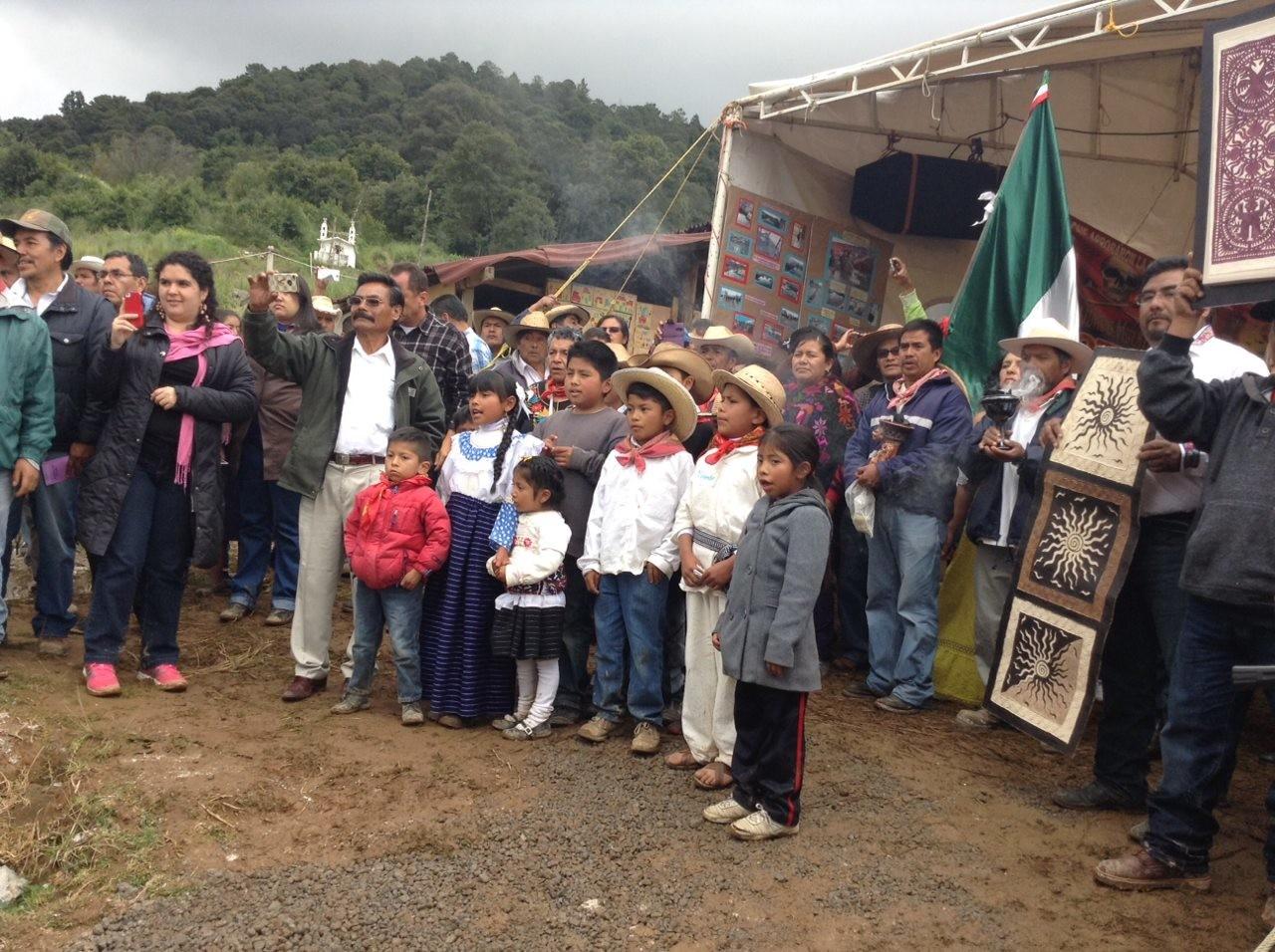 Trescientos niños de Xochicuautla serían afectados directamente por autopista.