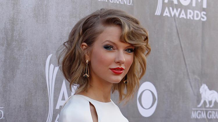 La cantante estadounidense, Tailor Swift