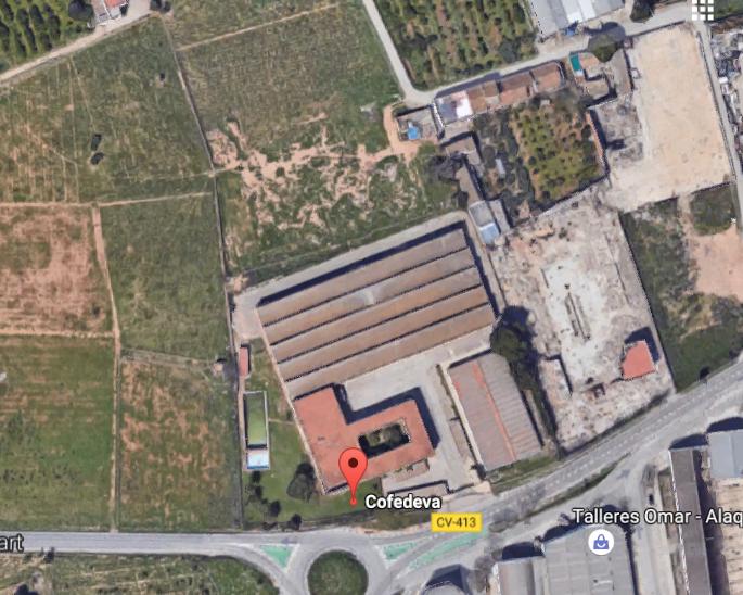 Imágenes de las instalaciones / Google maps
