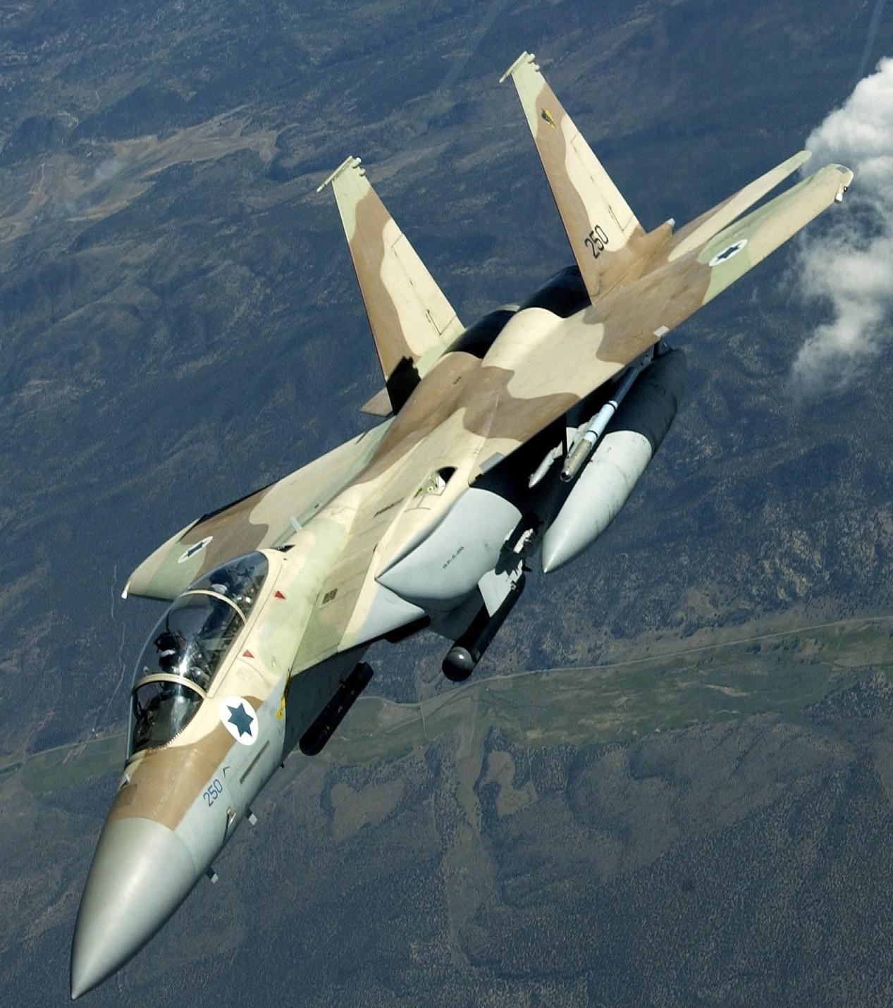 McDonnell Douglas F-15I Ra'am