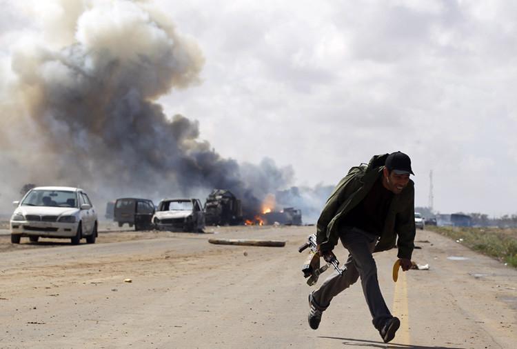 Libia, 20 de marzo de 2011