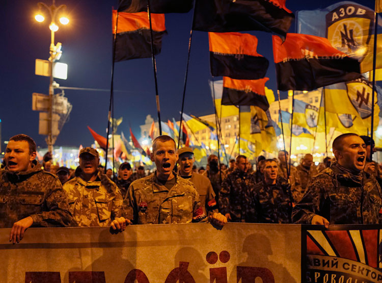 Ucrania, 14 de octubre de 2014