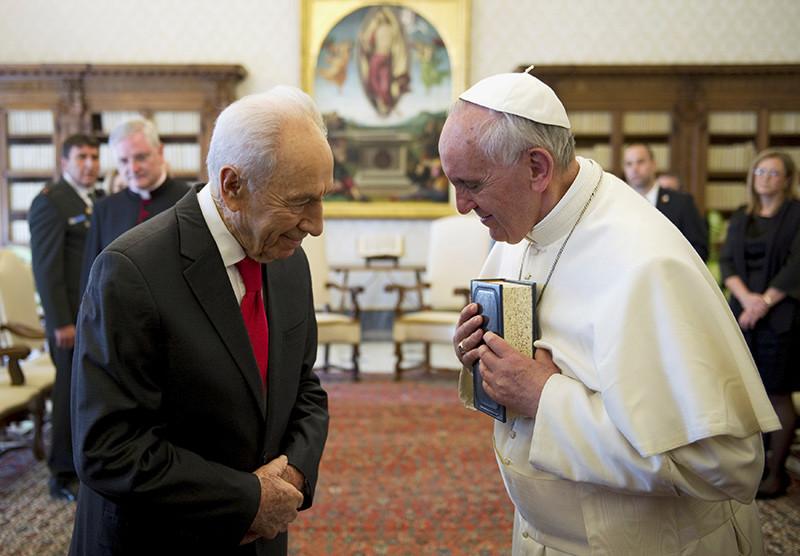 Muere en Israel el expresidente y Nobel de la Paz Shimon Peres