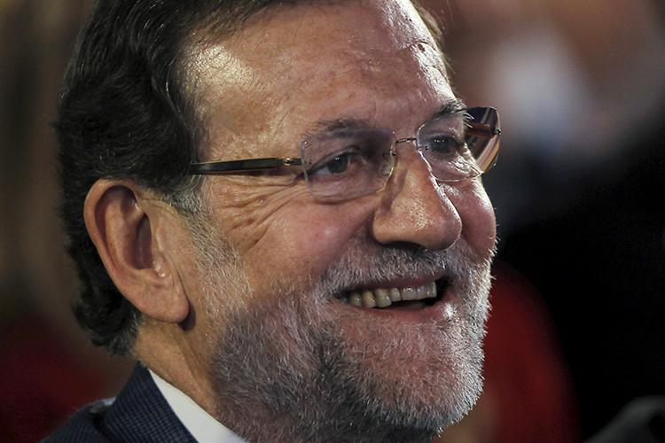 Mariano Rajoy, presidente del Gobierno en funciones y líder del Partido Popular (PP)