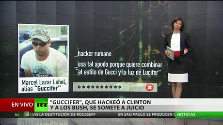 'Guccifer', el rumano que 'hackeó' a Hillary Clinton, se somete a juicio en EE.UU.
