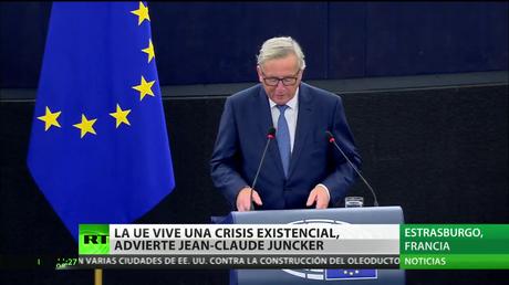 La UE vive una crisis existencial, advierte el presidente de la Comisión Europea