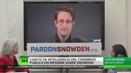 El congreso de EE.UU. se niega a cosiderar a Snowden como un revelador