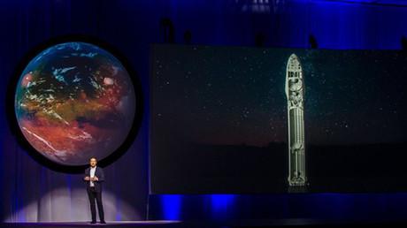 El director ejecutivo de SpaceX, Elon Musk