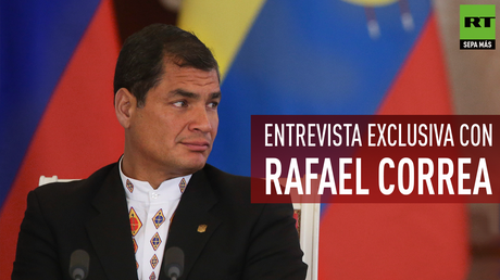 """Correa: """"Hemos pasado a un nuevo plan Cóndor sin límites ni escrúpulos"""" (EXCLUSIVA)"""