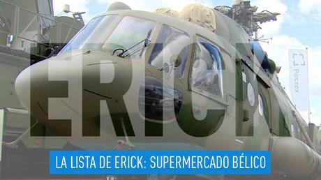 La lista de Erick: Supermercado Bélico