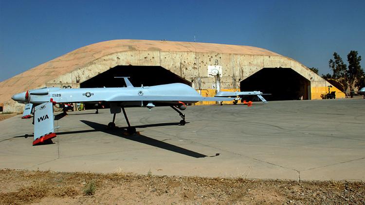 Irán presenta un nuevo y sofisticado modelo de dron militar (VIDEO)