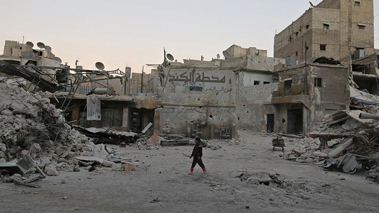 """Enviado sirio ante la ONU: """"EE.UU. nunca ha tenido un plan A para mi país"""""""