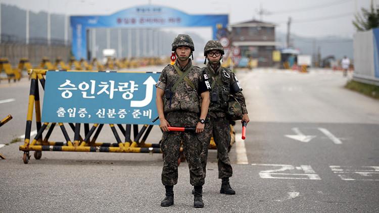 """Pionyang acusa EE.UU. de la situación """"incontrolable"""" en la península coreana"""