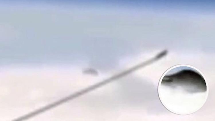 La NASA capta imágenes de un extraño objeto volador cerca de la Tierra (VIDEO)
