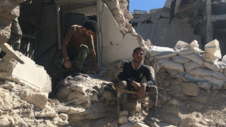 El Ejército sirio recupera otra zona clave de Alepo