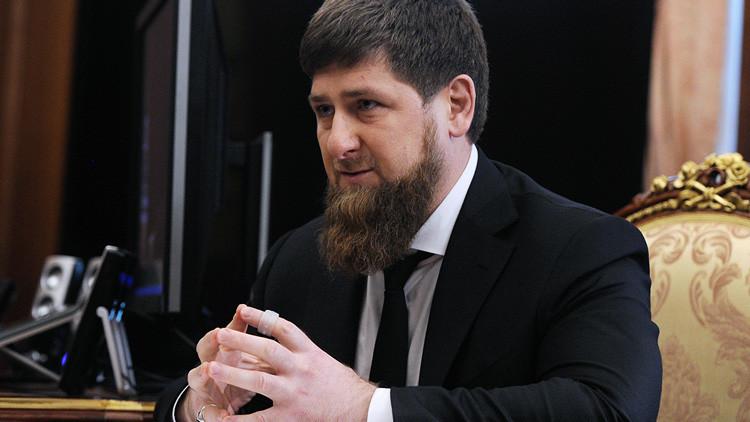 El líder checheno explica a los servicios de seguridad cómo tratar a los drogadictos