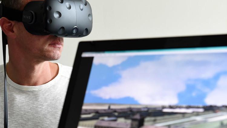Holocausto en 3D: crean un campo de Auschwitz virtual para procesar a nazis (video)