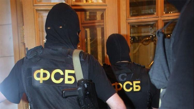 El servicio de inteligencia de Rusia captura a un espía ucraniano en Moscú